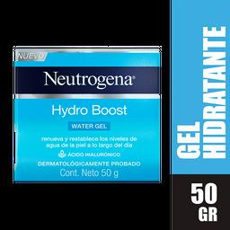 Hidratante Neutrogena hydro boost water gel x 50 gr
