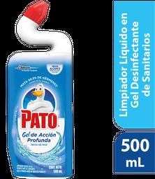 Pato Gel de Acción Profunda, Marina, Limpiador y desinfectante