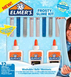 Elmers Kit Slime Frosty