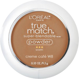 Polvo LOréal Paris True Match Creme Café 9.5 Gr