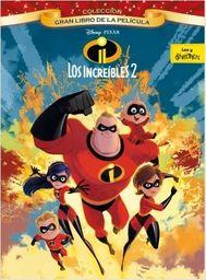 Los Increibles 2 Megalibro Disney 1 U