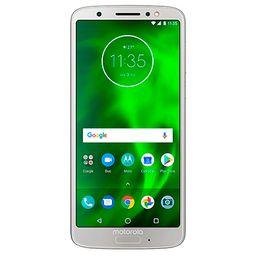 Moto G6 Plateado Marca: Motorola