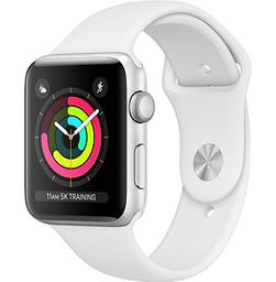 Apple Reloj Smartwatch S3 38 Sl/Wht Spgps