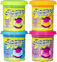 Cra-Z-Slimy 4 Oz X 1 Surt. Boing Toys 1 U