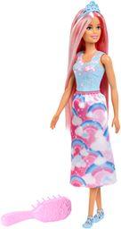 Barbie Princesa Peinados Mgicos