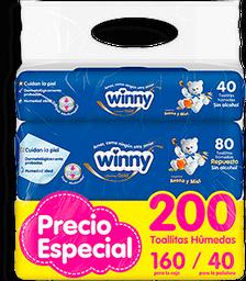 Toallitas Húmedas Precio Especial Winny