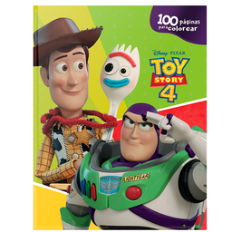 Toy Story 4 Libro