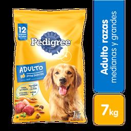 Pedigree Alimento Seco Para Perro Adulto