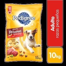 Pedigree Alimento Seco Para Perro Raza Pequeña
