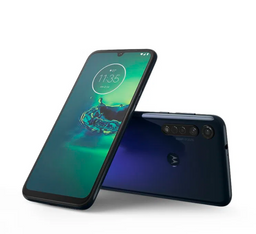 Motorola Smartphone Moto G8 Plus Azul