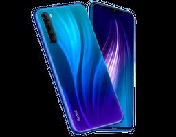 Xiaomi Smartphone Redmi Note 8 128Gb Azul