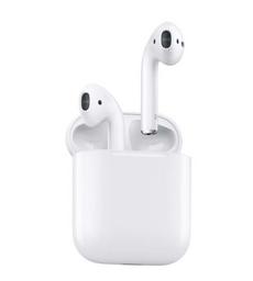 Apple Audífonos Airpods Con Estuche de Carga
