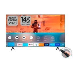 Samsung Televisor Led 65 (160cm) Uhd