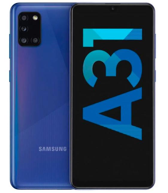 Galaxy A31S 128 Gb Azul