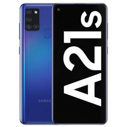 Samsung Celular Galaxy - A21S 64 GB Azul