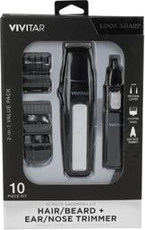 Vivitar Kit Recortador de Pelo + Barba