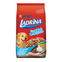 Ladrina Cachorros, Carne A La Parrilla, Leche Y Cereales