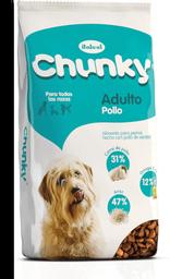Chunky adulto pollo 25 kg