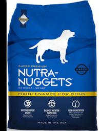 Nutra nuggets adult bolsa azul 3 kg