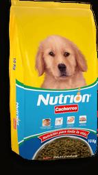 Alimento Para Mascotas Nutrion Cachorros X 10 Kg