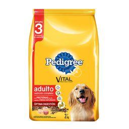 Pedigree vital protect adulto e3 2 kg