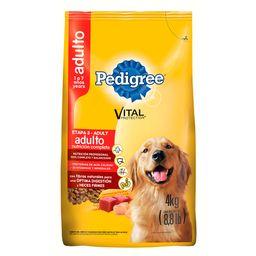 Alimento Perros Seco-Pedigree- Adulto- 4Kg