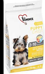 1st choice perro puppy rz peq bolsa ama 2.72 kg