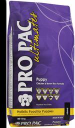 Pro pac ultimates puppy bolsa morado 12 kg