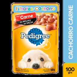 Pedigree pouch cachorro pollo 100 gr