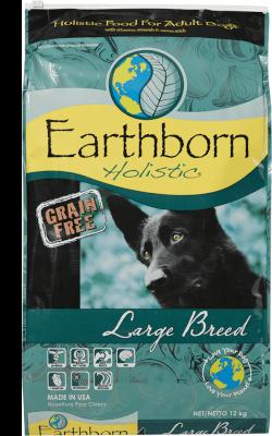 Earthborn large breed grain free 12 kg