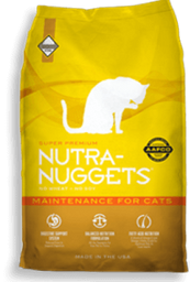 Nutra nuggets gato 3 kg