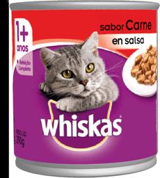 Whiskas lata carne 290 gr