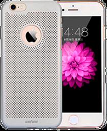 Estuche Forro iPhone 8 iPhone 7 Wefone Brathe Plata