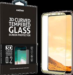 Vidrio Templado Completo Wefone Samsung S8 3D Dorado