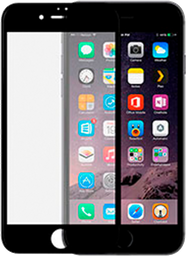 Vidrio Templado Completo Wefone iPhone 7 3D Negro