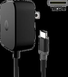 Cargador de Pared Motorola Turbo USB-C carga rápida