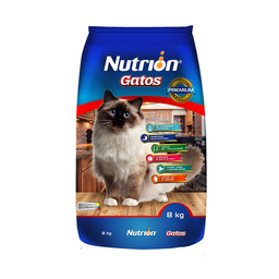 Nutrion Concentrado Para Gato 150361 - 8 Kg