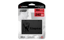 Disco Duro Estado Solido Kingston A400 240GB - Gris