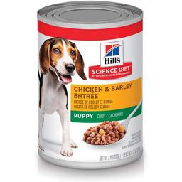 Lata Dog Hills Science Diet Puppy Chicken & Barley 13 Oz