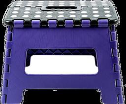 Home Butaco Clark Plástico Plegable Púrpura
