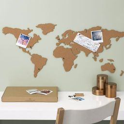 "Mapa ""Corkboard Map"""