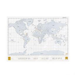 Inusual Design Mapa Clear Edition