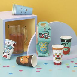 Inusual Design Vasos Party Cups