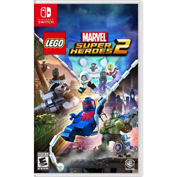 Lego Marvel Super Heroes 2 Juego Nintendo Switch