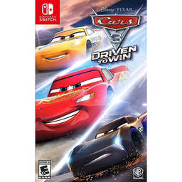Cars 3 Driven To Win Juego Nintendo Switch