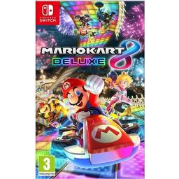Mario Kart 8 Juego Nintendo Switch