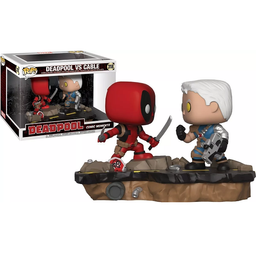 Funko Pop Deadpool Vs Cable (318) - Deadpool