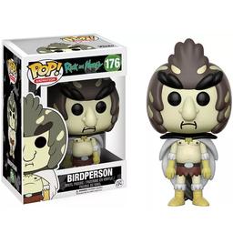 Funko Pop Birdperson (176) - Rick And Morty