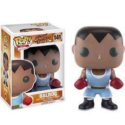 Funko Pop Balrog (141) - Street Fighter