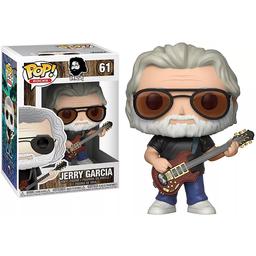 Funko Pop Jerry Garcia (61) - Rocks